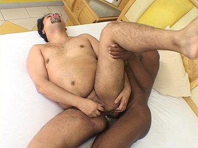 Hentai Gay Homem Casado Dando Pro Kid Bengala