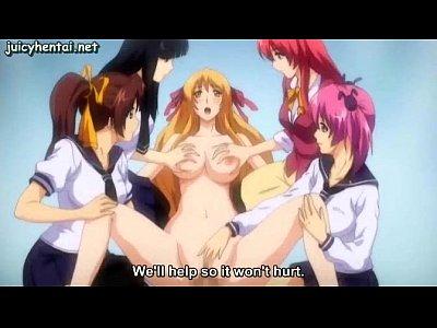 Hentai Naruto Com Colegiais Fazendo Sexo Lesbico